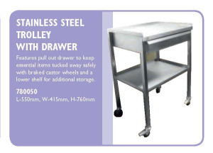 stainless-steel-trolly-with-drawer