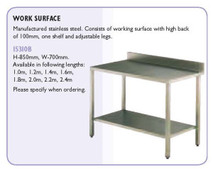 work-surface
